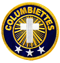 Ladies Columbiette Embroidered Emblem