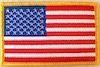 F112 - U.S. Flag Patch