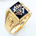Emblem of the Order Ring